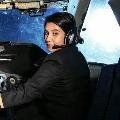 Meet Ayesha Aziz the youngest women pilot in India