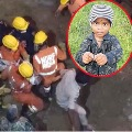 3year boy Sai Vardhan died after fell into Borewell
