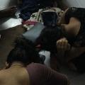 Drunken girls in Hyderabad creates ruckus