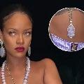 Rihanna Sparks Fresh Row as She Poses Naked with Lord Ganesha Pendant