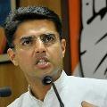 Congress leader Sachin Pilot fires on Union Govt