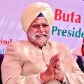 Congress senior leader Buta Singh dies of illness