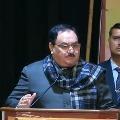 JP Nadda slams Congress party leaders