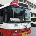 City buses started in Vijayawada after covid lockdown
