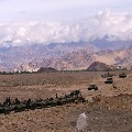Indian Army responds on Galwan Valley face off