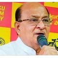 Gorantla counters Somu Veerraju comments on special status issue