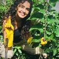 Anupama Parameswaran participates into Green India Challenge