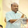 TDP leader Ayyanna Patrudu counters Vijayasai Reddy comments