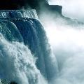 Krishna dist woman died in America while taking selfie at water fall