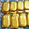 43 Crores Worth Gold Seased by Delhi Police