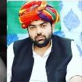 Rewari congress MLA Chiranjeev Rao wishes Mahesh Babu