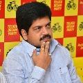 Kollu Ravindra responds to attack on Perni Nani issue