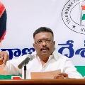 Dasoju Sravan questions Telangana CMO about encroachments of lakes