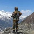 Indian Soldiers Fired Warning Shots At Bank Of Pangong Lake