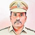 Gudivada SI Vijay Kumar Lover arrested