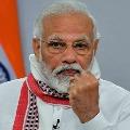 PM Modi wishes on Diwali festival