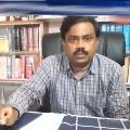 Judge Ramakrishna sends legal notices to minister Peddireddy