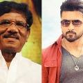 Some people are targeting actor Suria says director Bharati Raja