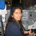 Swathi Mohan who guided NASA Mars Rover mission
