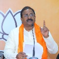 Somu Veerraju says employs of Vizag Steel Plant should not participate in agitations