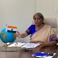 Niramala Sitharaman response on petro prices hike in country