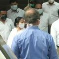 Mamata Banerjee Visits Nephews Home Ahead Of CBI Questioning His Wife