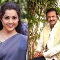 Mohan Babu and Meena to pair again
