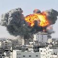 First Air Strikes after Biden Oath