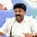 Adimulapu Suresh attends Higher Education Council meet in Tirupati