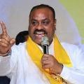 YSRCP will be defeated in Palasa says Atchannaidu