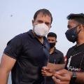 Boxer Vijender Singh Comment on Rahul Gandhi Abs