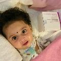 Mumbai child Teera Kamat gets sixteen crores worth while injection