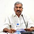 Peddireddy says nobody arrest Chandrababu