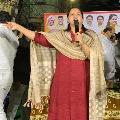 TDP confirms Kesineni Swetha as Vijayawada mayor candidate