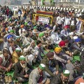Farmers observe black day today