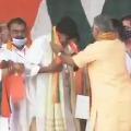 Mithun Chakrabarthi officially joins BJP