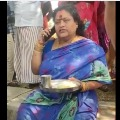 Tammineni Vanisri fires on officials after seen vulnerable mid day meal