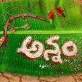 Krishna Vamshi new film titled Annam