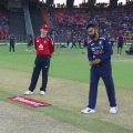 Team India won the toss in second match against England