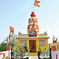 Telangana man constructed a temple and worships his grandfather