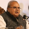 Meghalaya Governor Satyapal Malik sensational comments on farmers