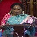 Governor Tamilisai speech in TS Assembly budget sessions