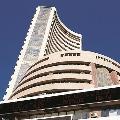 Sensex ends 397 points low