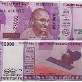 Centre clarifies on two thousand rupees currency notes
