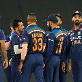 Slow over rate fine for Team India