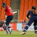 England beat Team India in third match