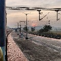 Trains partially cancelled due to track maintenance work