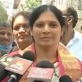 Kalpalatha won guntur krishna teacher MLC seat