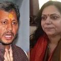 CM Tirath Sighn Rawat wife Rashmi Tyagi defeds his comments on women dressing