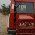 Farmer Uses Bullet Proof Tractor